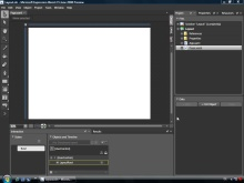 Silverlight 2 Codeclip: Layout
