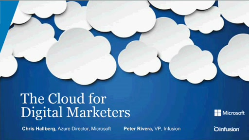 How Can The Cloud Empower Digital Marketers?