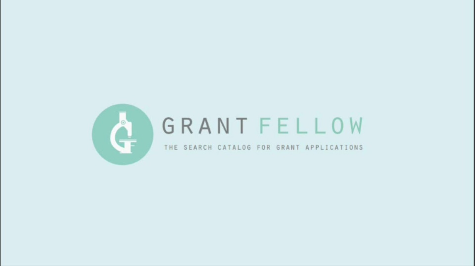 My Startup in 60 Seconds: Grant Fellow