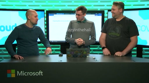 Episode 224: Developing and Debugging Azure Mobile Apps with Adrian Hall