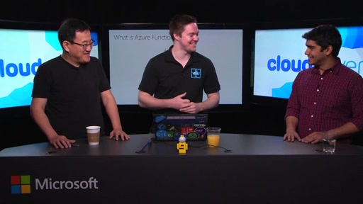 Episode 205:  Azure Functions with Chris Anderson