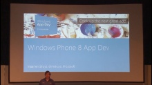 Windows Phone 8 Application Development