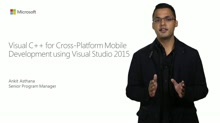 Visual C++ for Cross-Platform Mobile Development using Visual Studio 2015