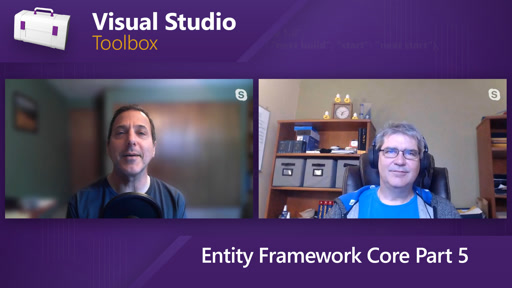 Entity Framework Core Part 5