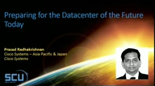 Preparing for the Datacenter of the Future Today