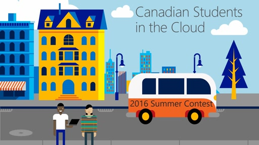 Enabling Canadian Students in the Cloud - 2016 Summer Contest Introduction