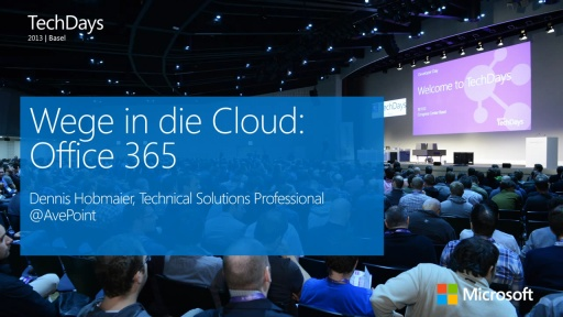 Wege in die Cloud: Office 365