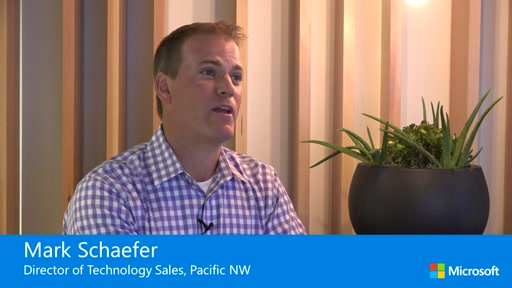 Watch one seller's take on transforming sales at Microsoft with Dynamics 365