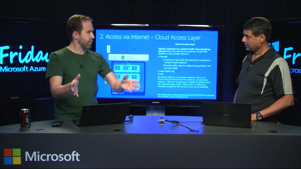 Setting up Virtual Private Networks in Azure
