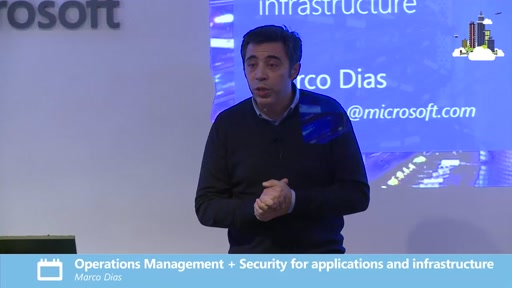 Operations Management + Security for applications and infrastructure