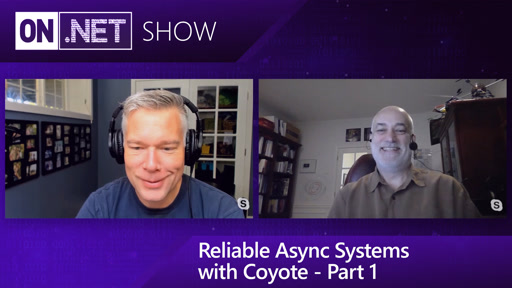 Reliable Async Systems with Coyote - Part 1