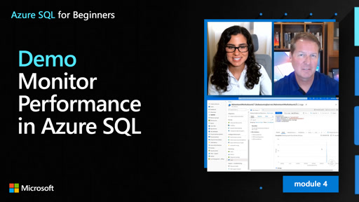 Demo: Monitor Performance in Azure SQL (38 of 61)