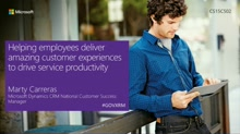 Helping Employees Deliver Amazing Customer Experiences to Drive Service Productivity