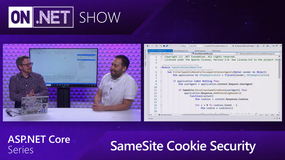 ASP.NET Core Series: SameSite Cookie Security