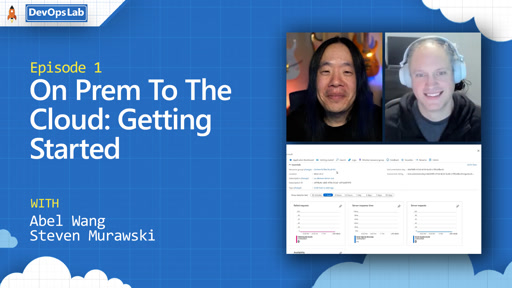 On Prem To The Cloud: Getting Started (Ep 1)