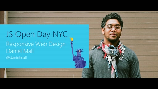 Responsive Web Design with Daniel Mall