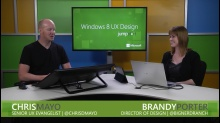 Windows 8 UX Design: (07) Charms, Contracts and Extensions