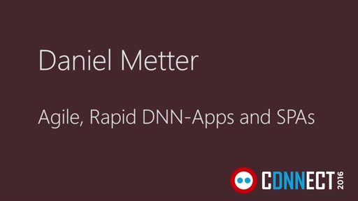 Agile, Rapid DNN-Apps