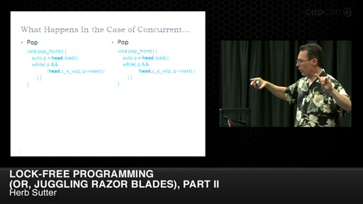 Lock-Free Programming (or, Juggling Razor Blades), Part II