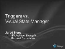 Triggers vs. Visual State Manager