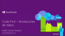 #100devdays Code First- Anotaciones de datos