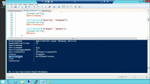 Advanced PowerShell Desired State Configuration (DSC) and Custom Resources: (04) Using Classes to Build a Custom Resource