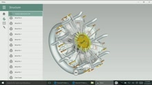 Mobilizing 3D Visualization with Siemens JT2Go and Windows 10