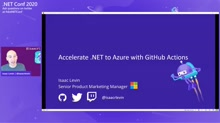 Accelerate .NET to Azure with GitHub Actions
