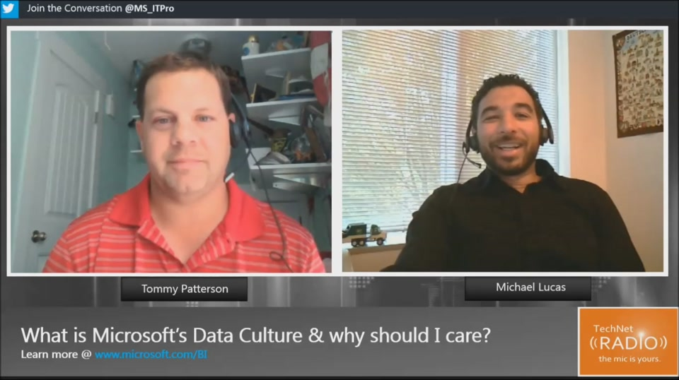 What is Microsoft's Data Culture and why should I care?