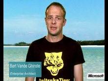 Dive into the Summer for Architects - Introduction into the Windows Azure Platform