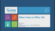 What's New in Office 365