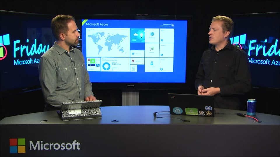 LAMP stack on Azure VM's with Guy Bowerman