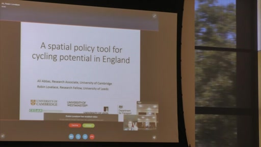 A spatial policy tool for cycling potential in England