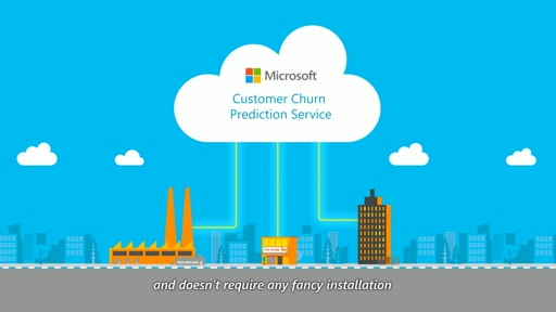 Customer Churn Prediction by Azure Machine Learning