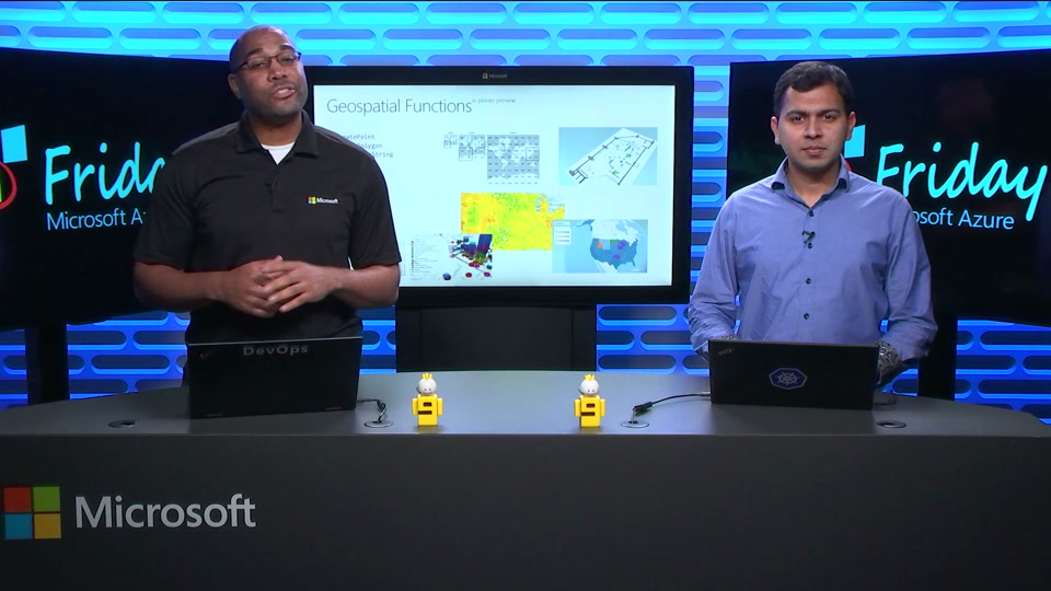 Geospatial Functions in Azure Stream Analytics