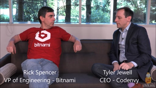 Developer Couch Series: Bitnami & Codenvy on Staying Current with Programming Languages