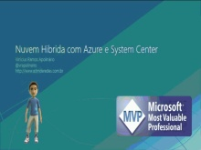 Nuvem Privada com System Center 2012 e Windows Azure