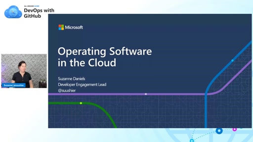 Session 5: Operating Software In the Cloud