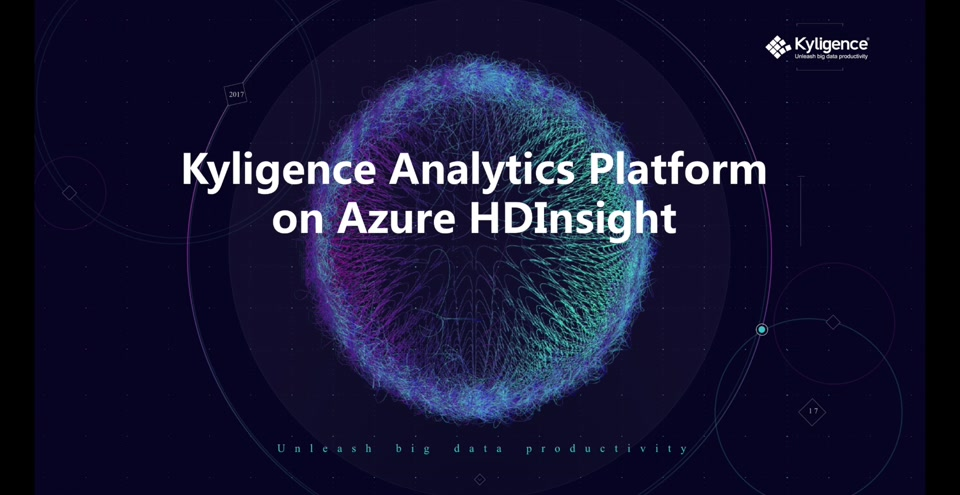 Getting Started to Use Kyligence on HDInsight
