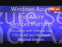 ARCast.TV - Vishwas Lele, CTO of Applied Information Sciences, on Cloud Architecture Patterns