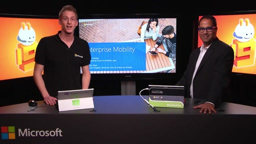 Episode 72 aus Redmond: Enterprise Mobility