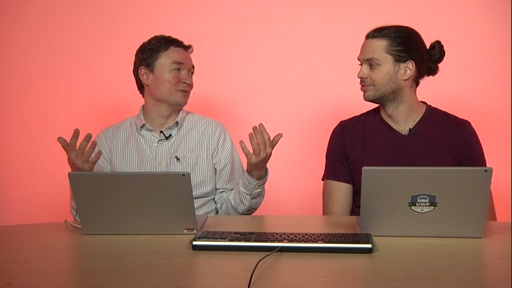 TWC9: Build Apps are out, Surface Laptop, .Net 4.7 GA, Contributing to .NET for Dummies and more...