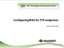endpoint.tv Screencast - Configuring WAS for TCP Endpoints
