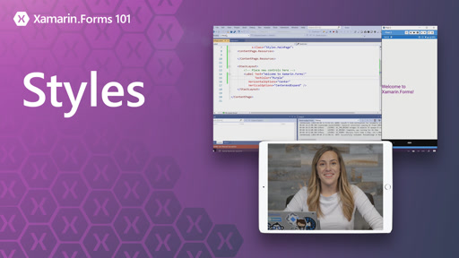 Xamarin.Forms 101: Styles