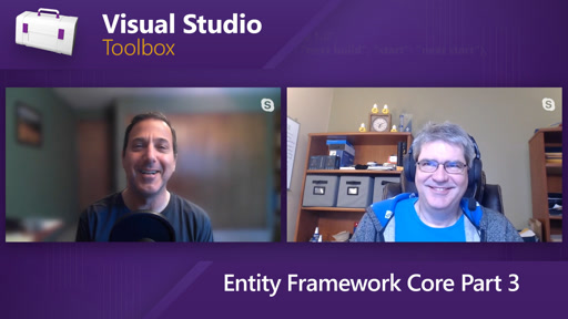Entity Framework Core Part 3