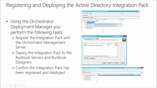 Automate Workloads with System Center Orchestrator: (02) Automating Active Directory with Orchestrator