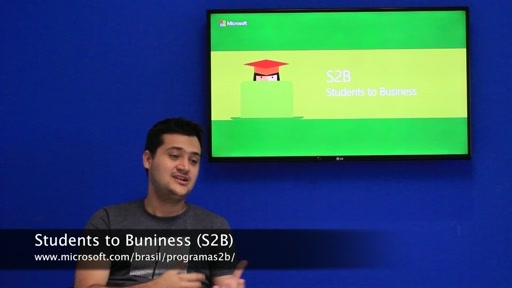 Casos de Sucesso do Programa Students to Business - Lucas Humenhuk