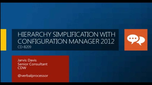 Hierarchy Simplification with Configuration Manager 2012: A Real-World Example