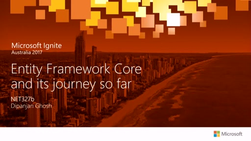 Entity Framework Core and its journey so far