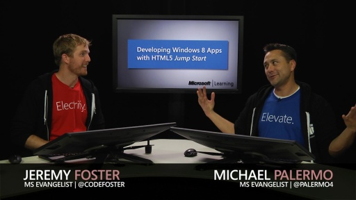 Developing Windows Store Apps with HTML5 Jump Start: (04b) UI and Controls, Part 2